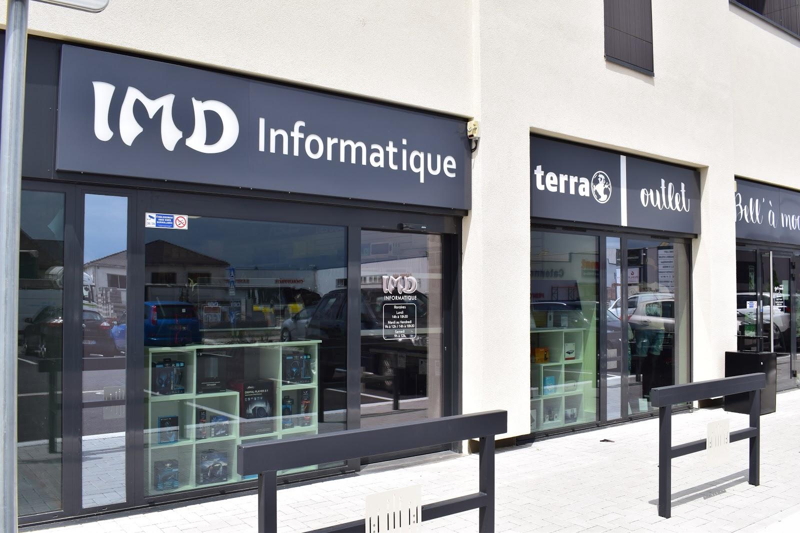 photo de la boutique de IMD Informatique