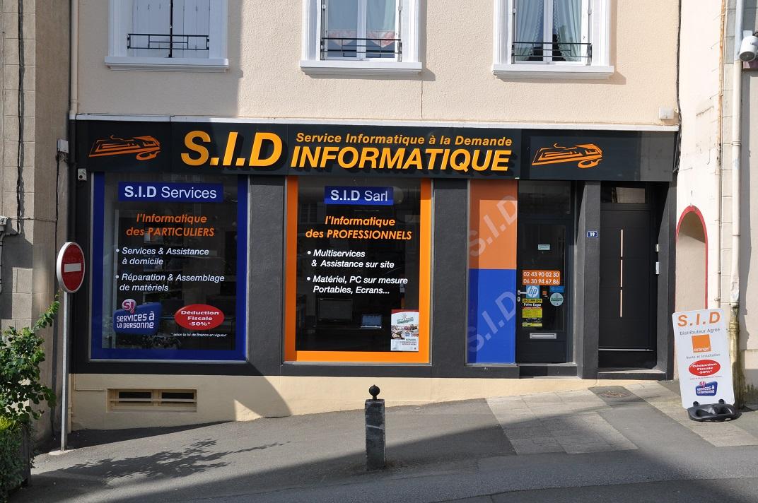 photo de la boutique de S . I . D Services Informatiques à la Demande