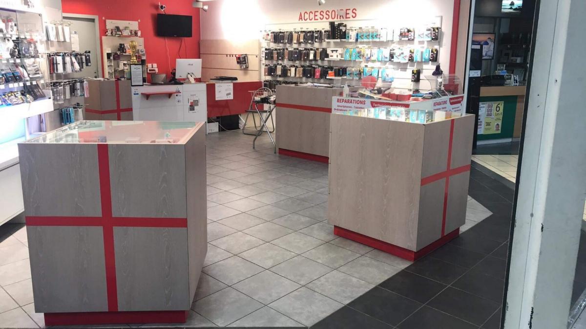 photo de la boutique de SOS Répa