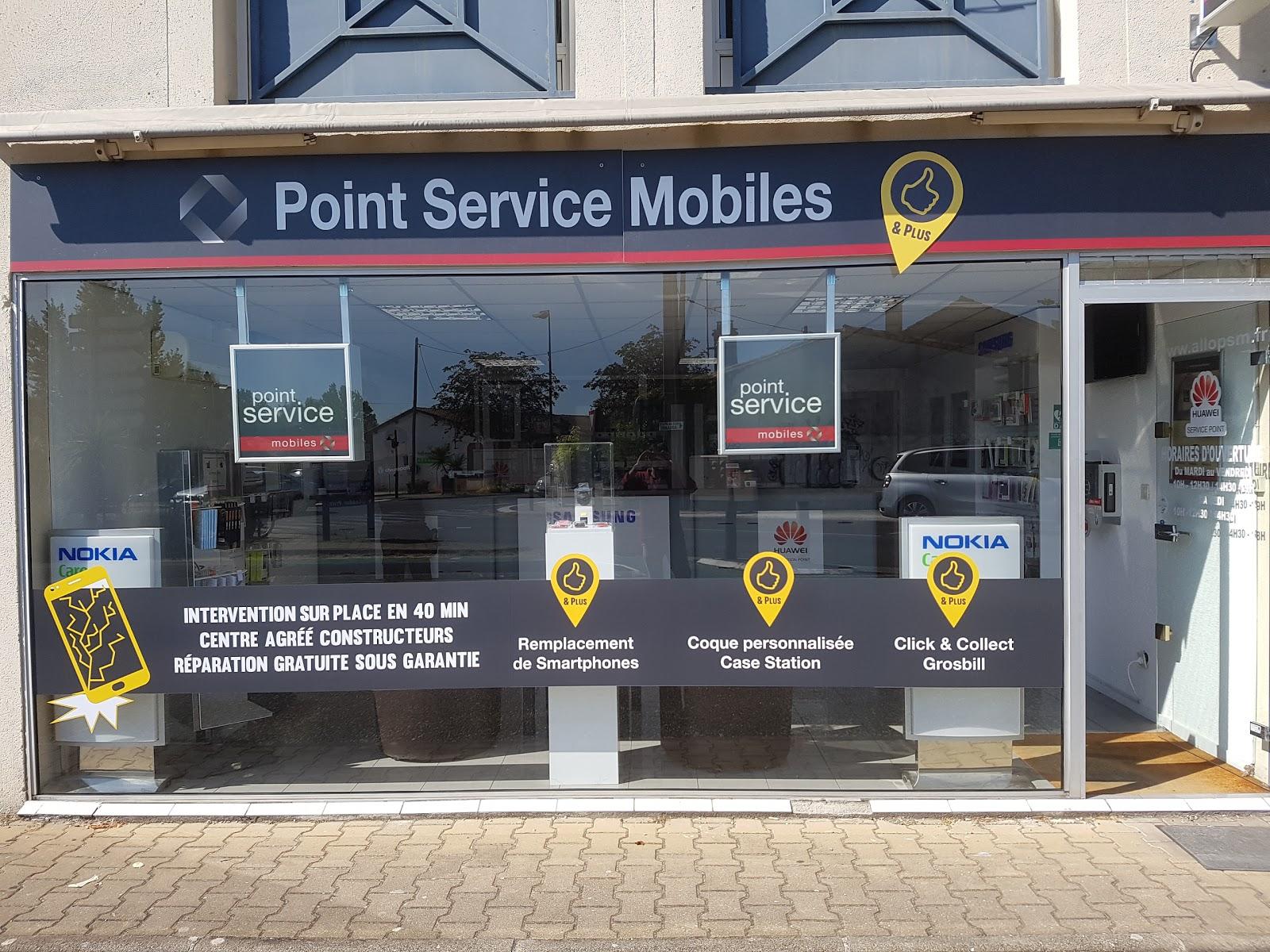 photo de la boutique de Point Service Mobiles Saint Médard