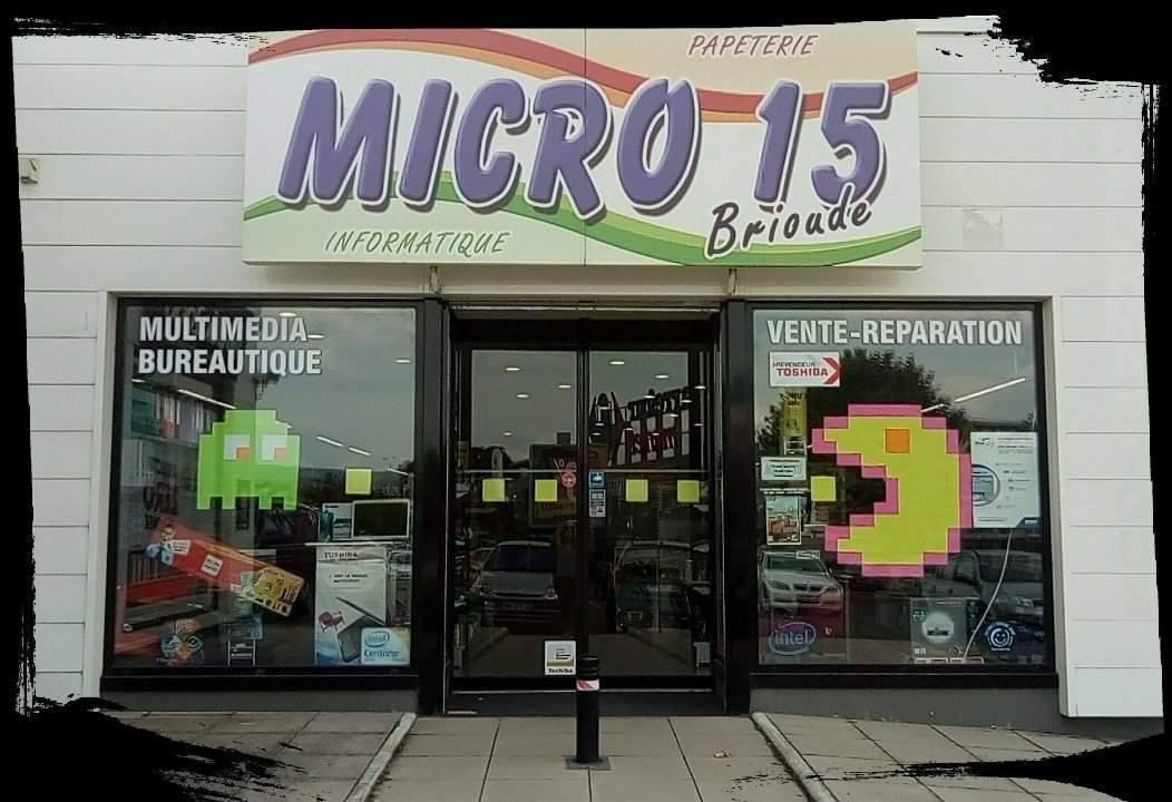 photo de la boutique de Micro 15