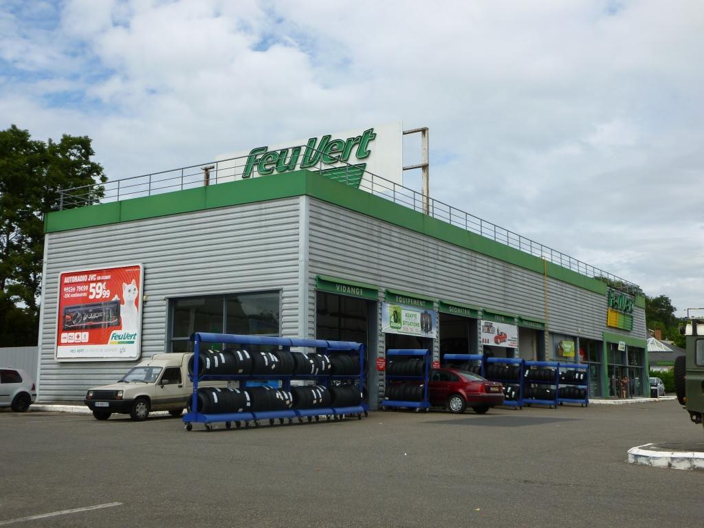 photo de la boutique de Centre Auto Feu Vert Brive Malemort