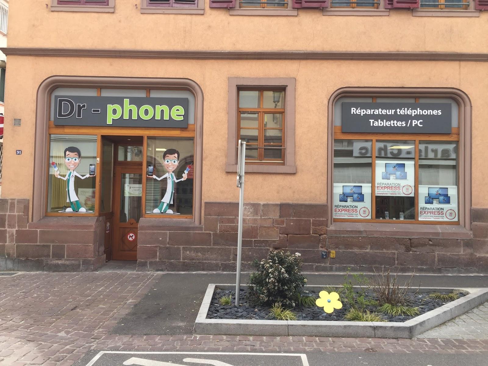 photo de la boutique de Dr-phone