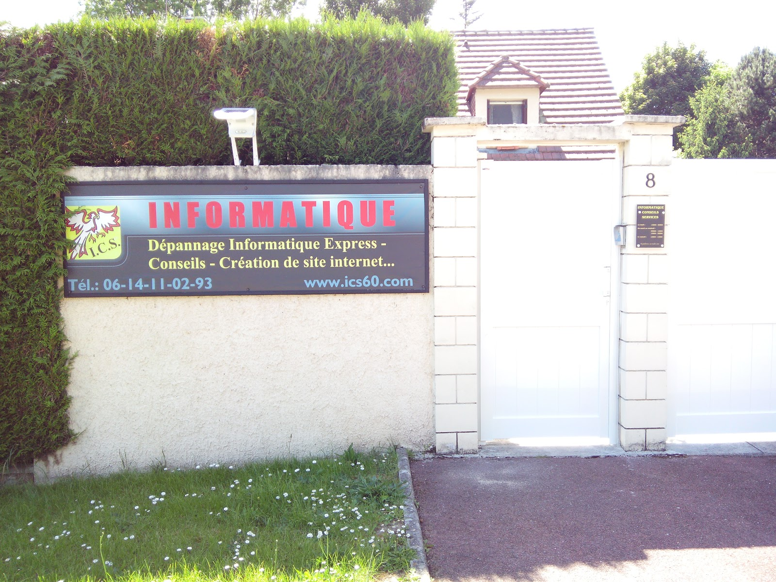 photo de la boutique de I.C.S. Informatique