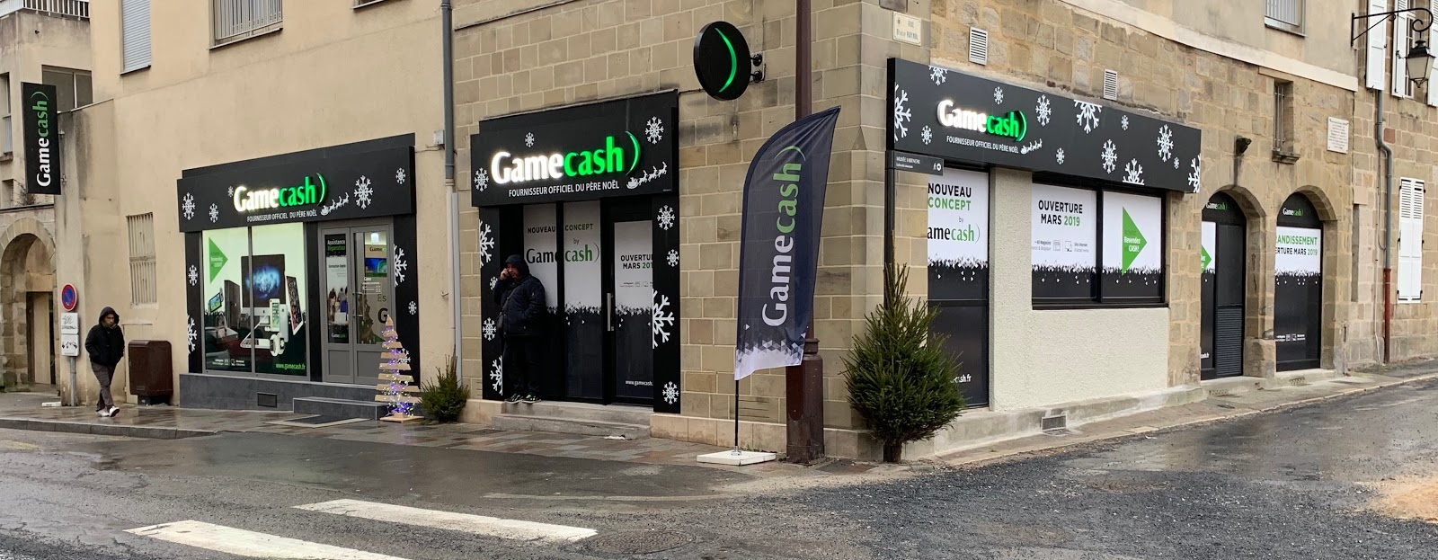 photo de la boutique de Gamecash