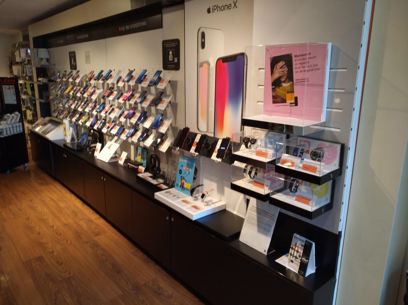 photo de la boutique de Boutique Orange Gdt - Mayenne