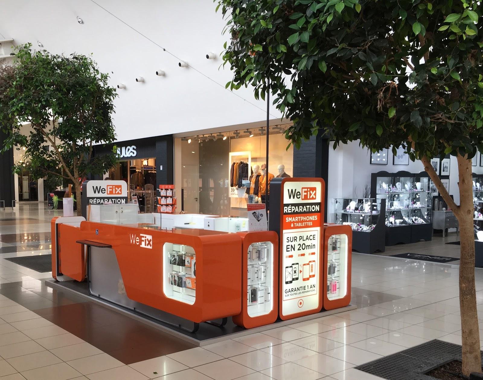 photo de la boutique de WeFix - La Louvière