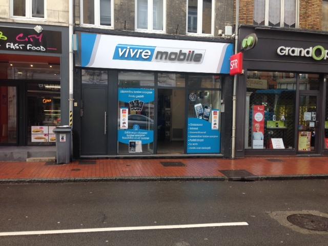 photo de la boutique de VIVRE MOBILE Espace Phonie Eurl