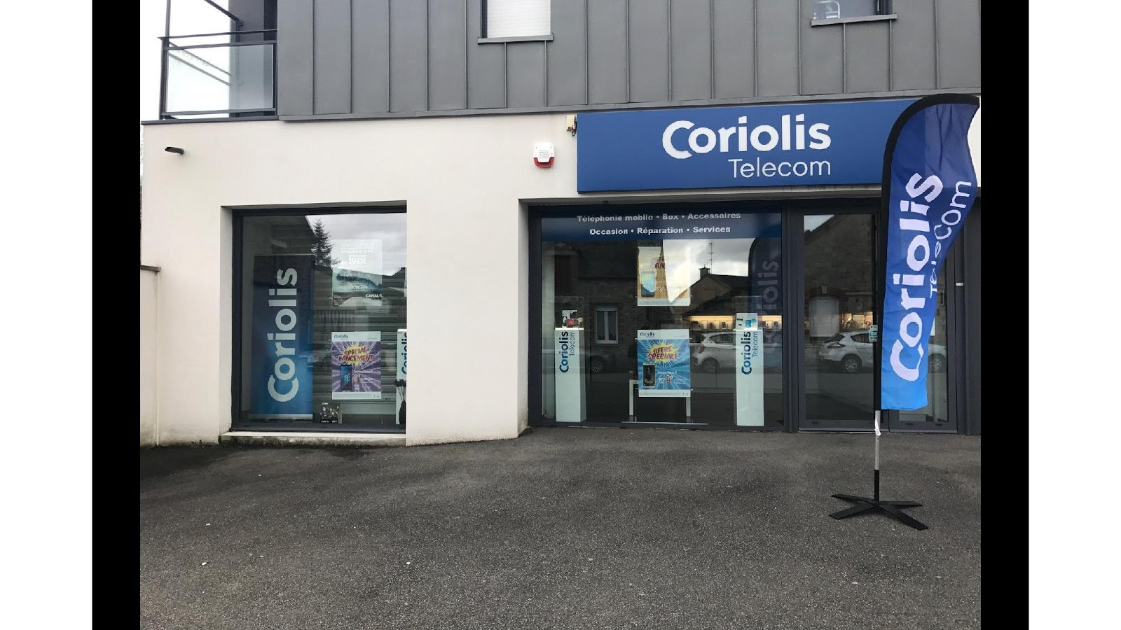 photo de la boutique de Coriolis Telecom