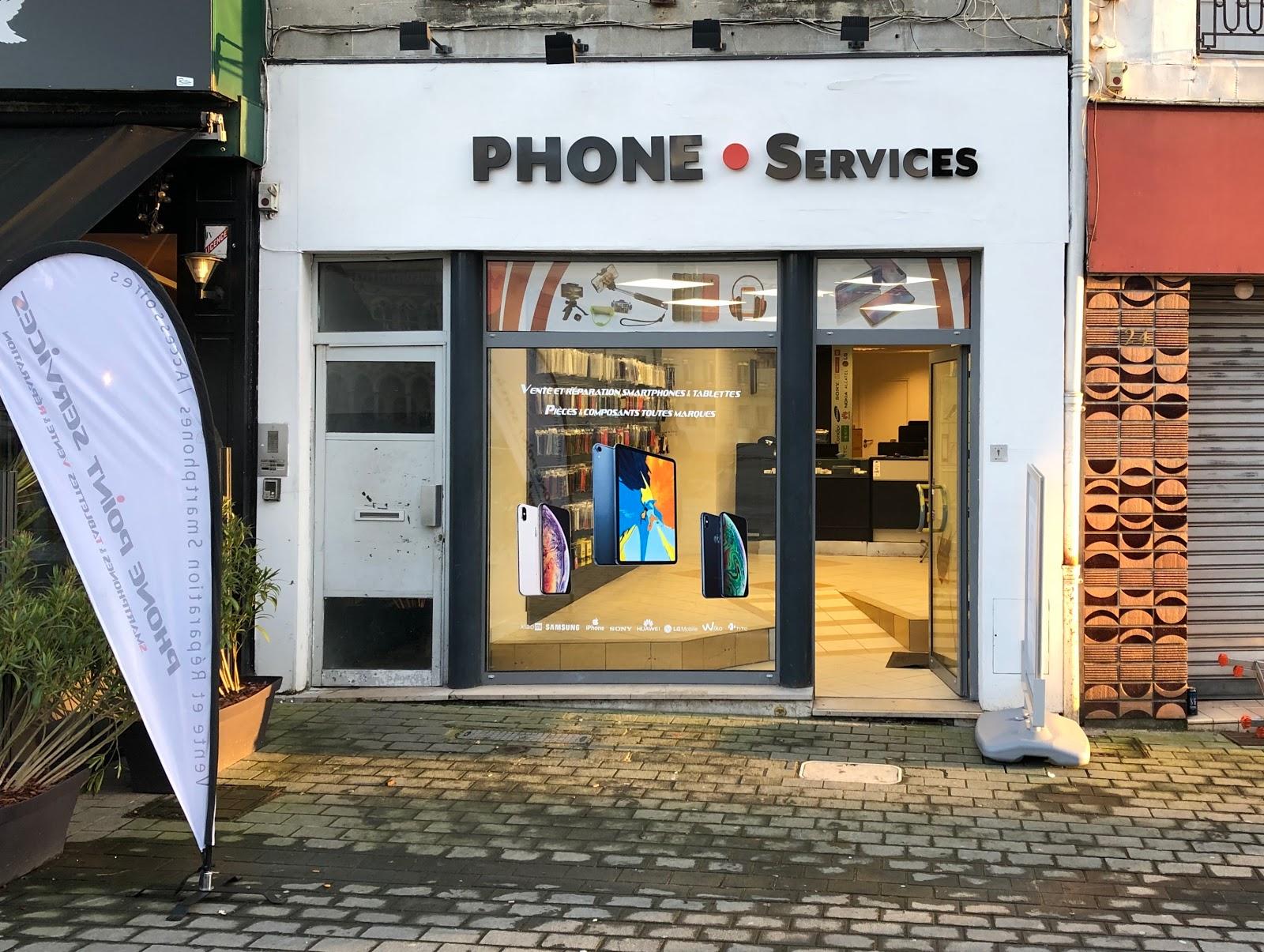 photo de la boutique de Phone Point