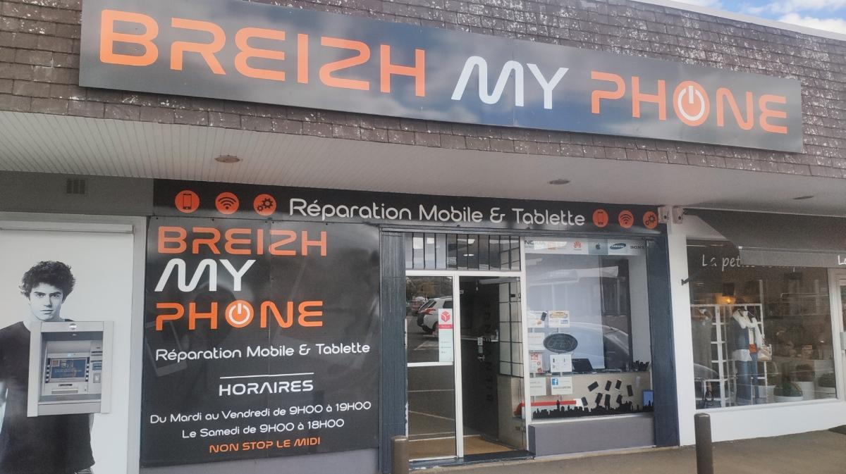 photo de la boutique de Breizhmyphone (BZH MOBILE)