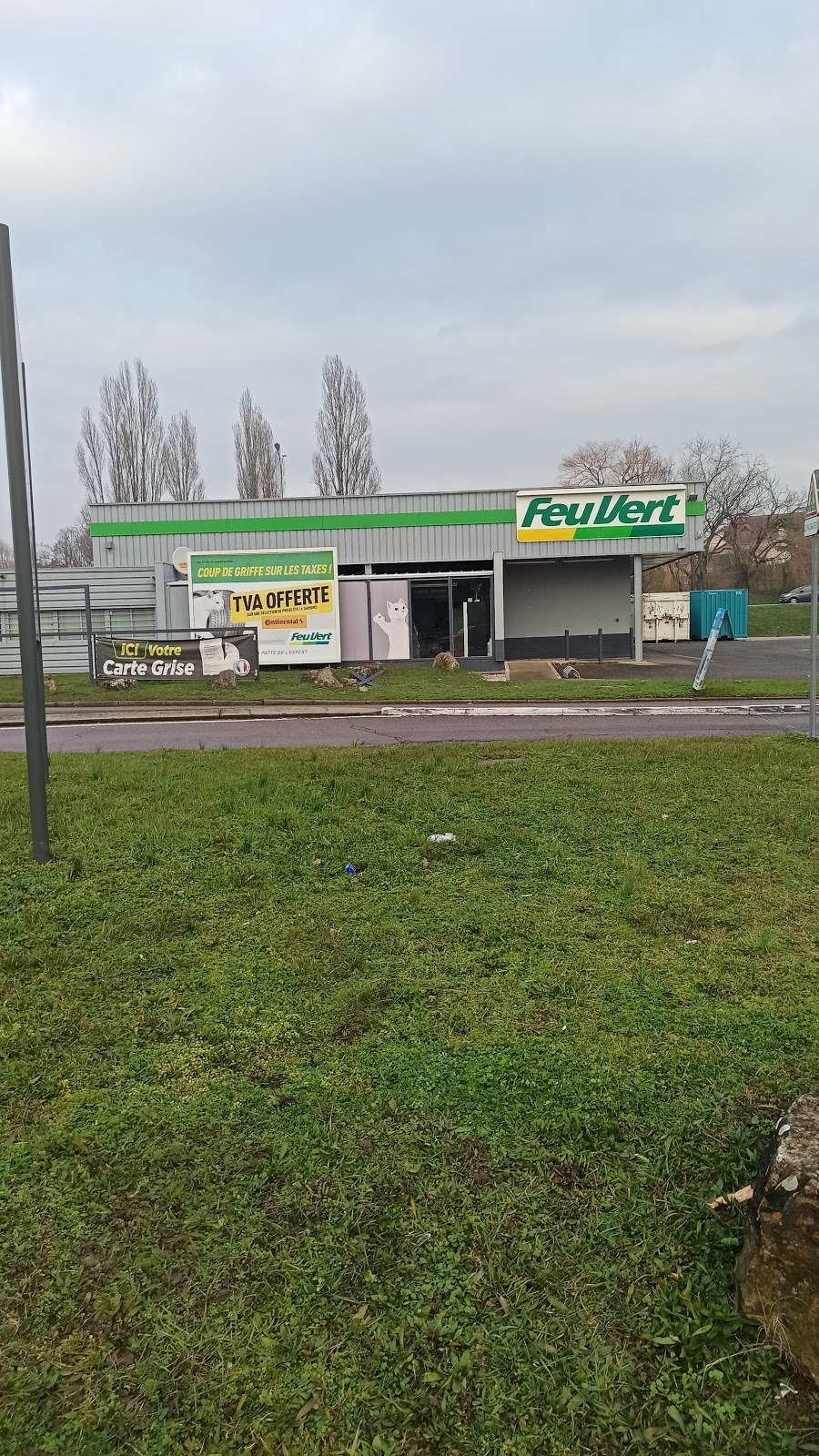 Centre Feu Vert Chalon Sur Saone Geant Chalon Sur Saone Voir Les 182 Avis