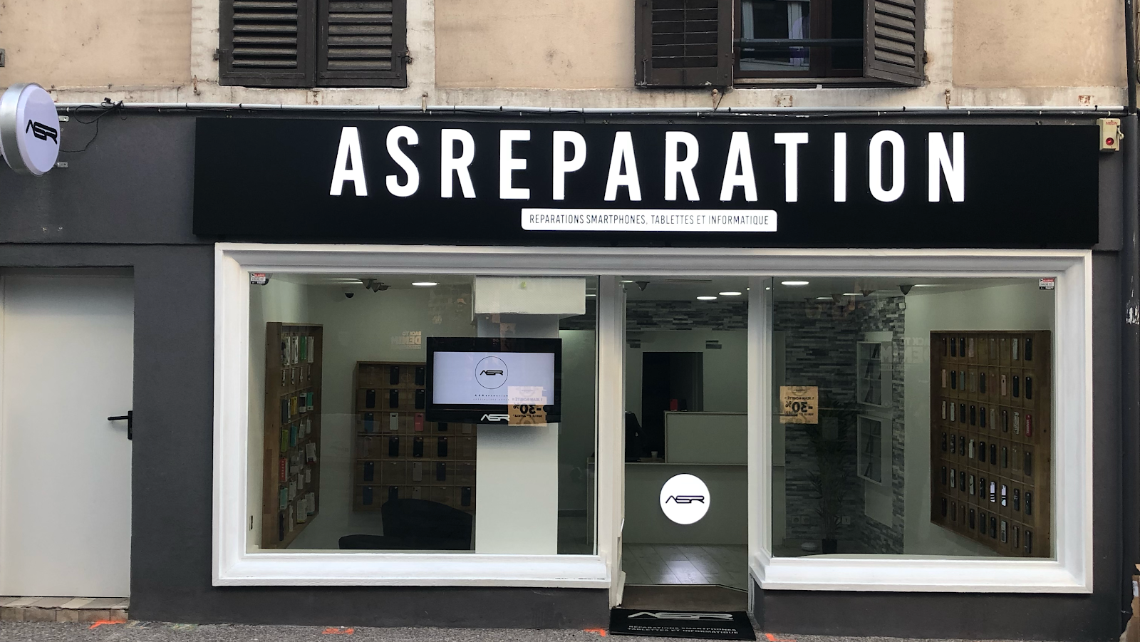 photo de la boutique de ASR - ASREPARATION