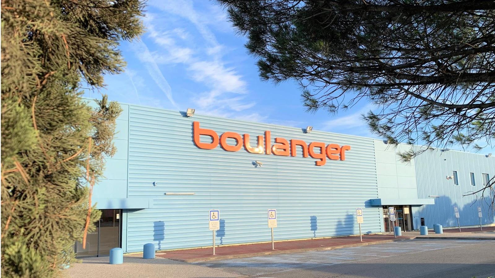 photo de la boutique de Boulanger Niort