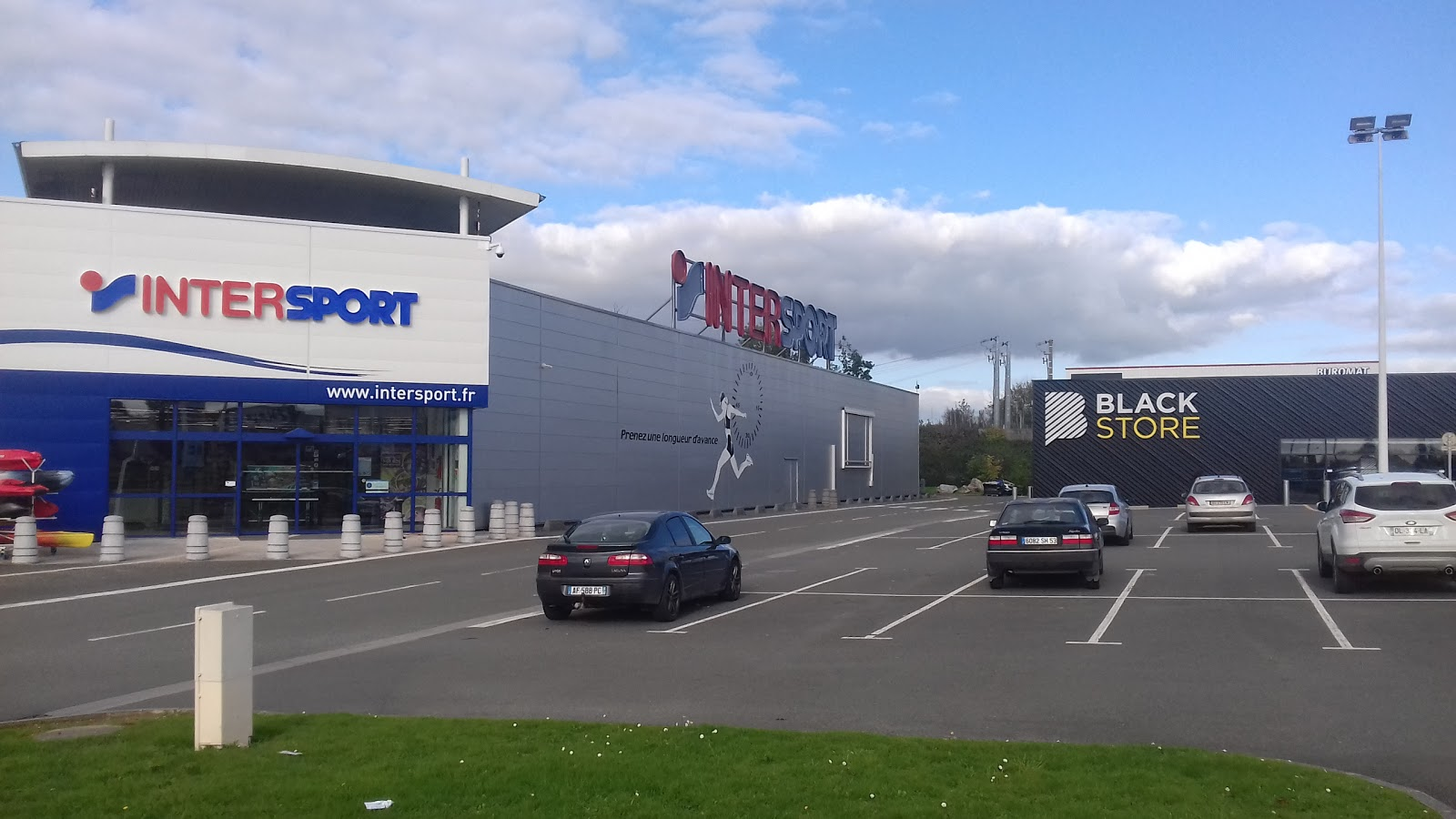 photo de la boutique de Intersport Mayenne