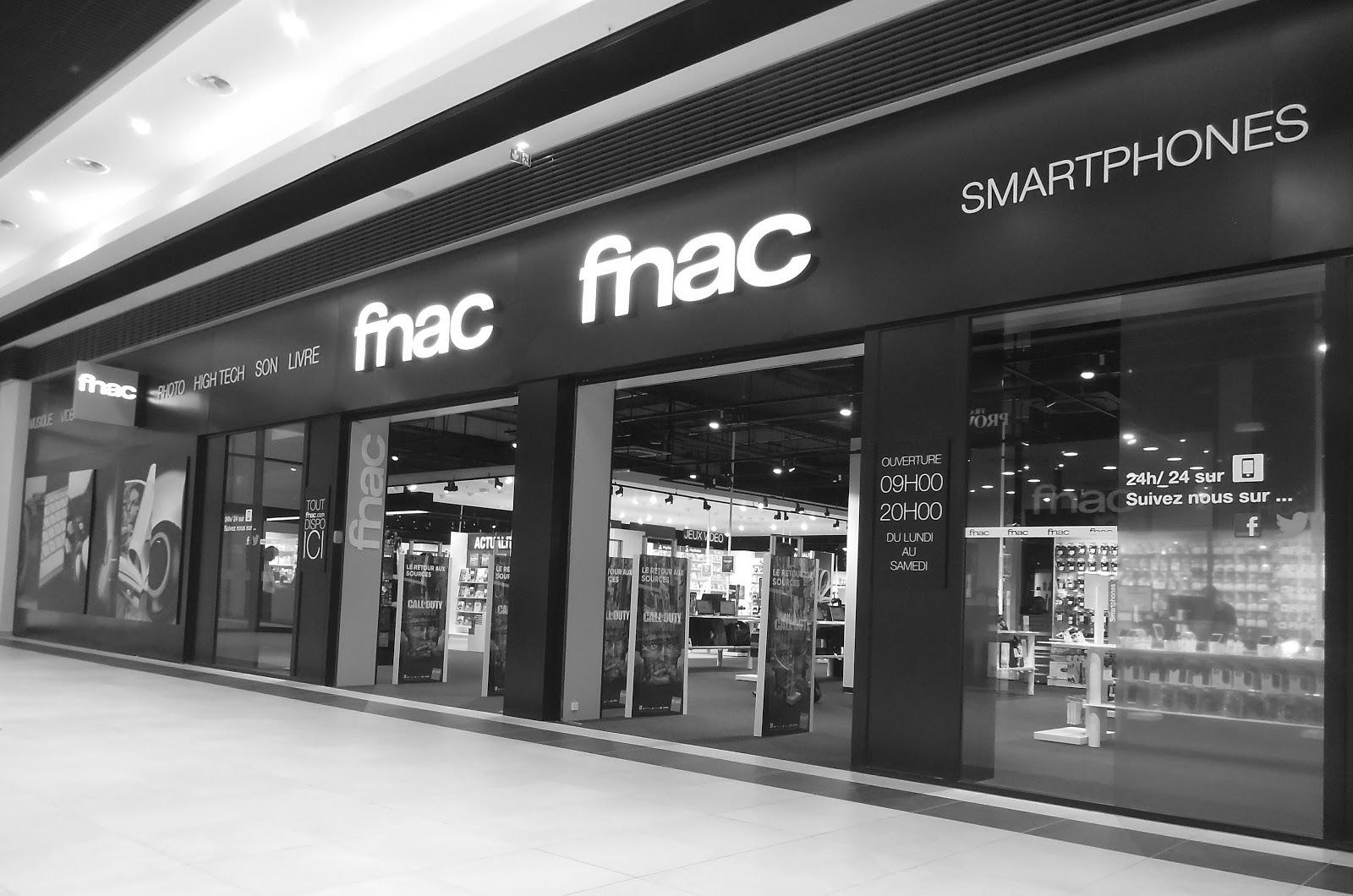 photo de la boutique de FNAC Ajaccio Atrium