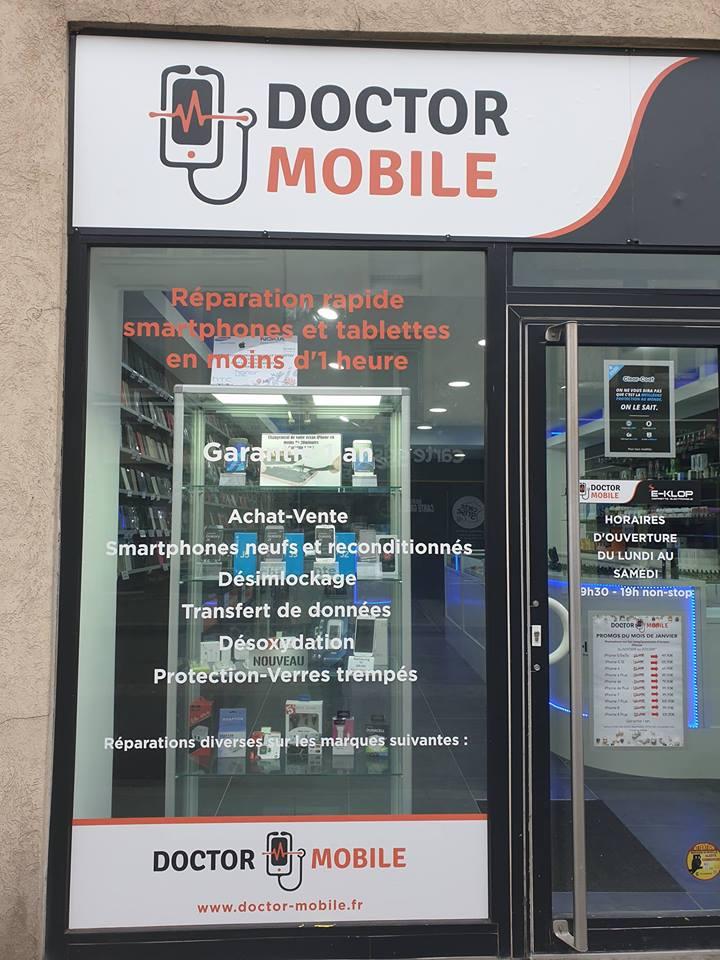 photo de la boutique de Doctor Mobile Réparation Smartphone Pont à Mousson