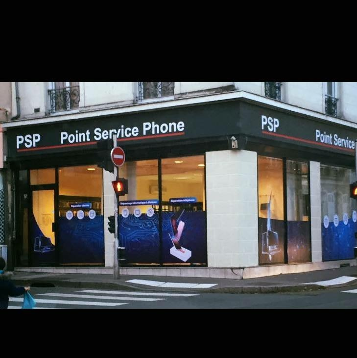 photo de la boutique de POINT SERVICE PHONE - PSP LE MANS