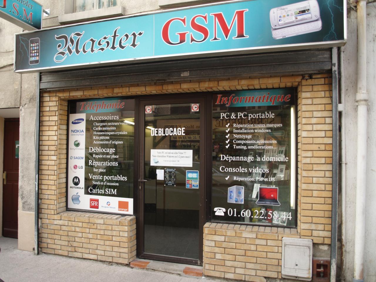 photo de la boutique de Master Gsm