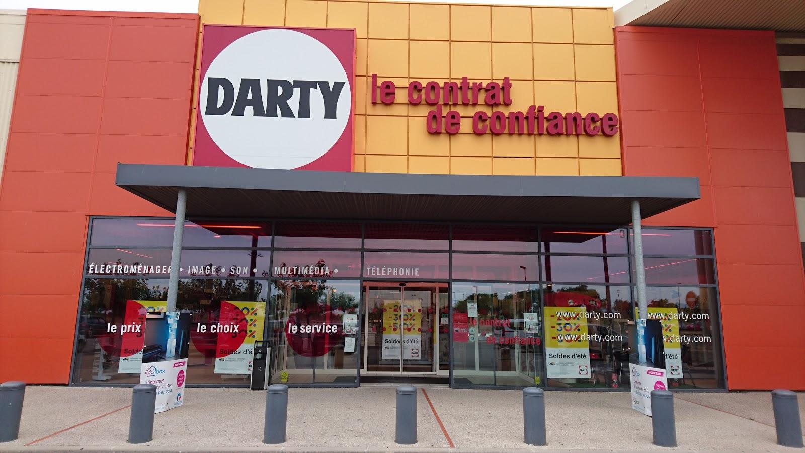 photo de la boutique de DARTY Claira II