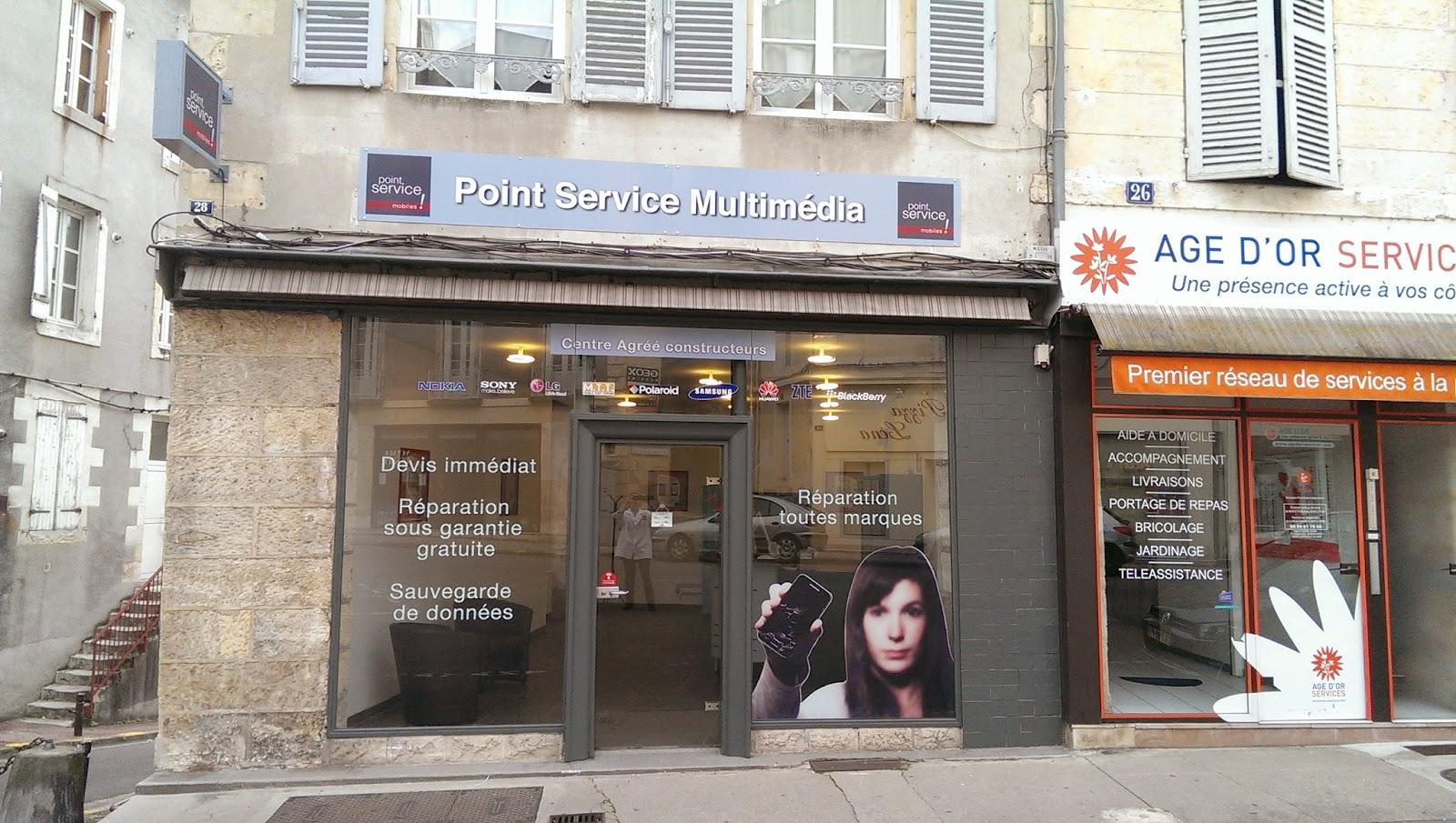 photo de la boutique de Point Service Mobiles Multimedia PSM NEVERS REPARATEUR réparation de téléphones mobiles et tablettes