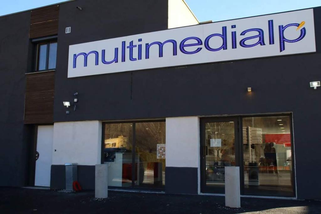 photo de la boutique de Multimédialp